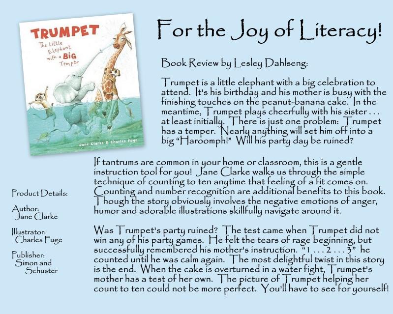 Trumpet - Little Elephant Big Temper