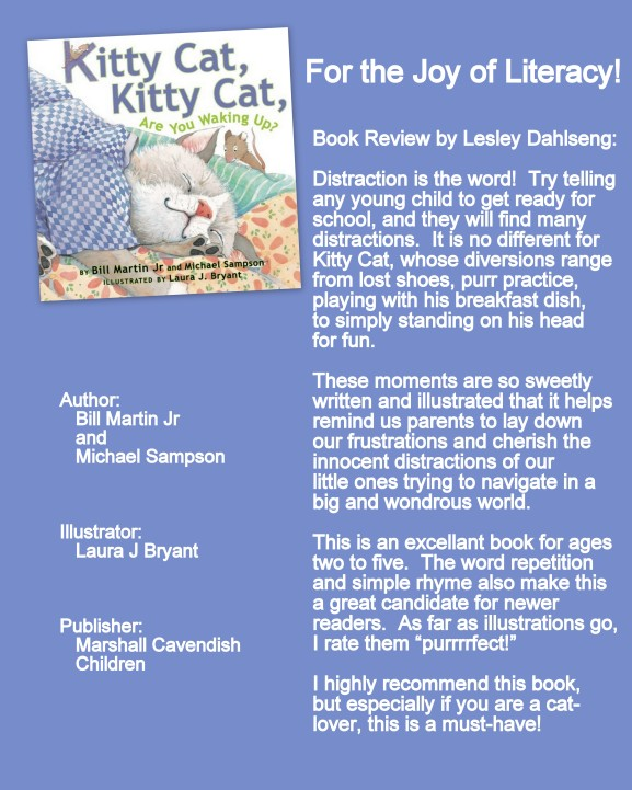 Kitty Cat Kitty Cat Review