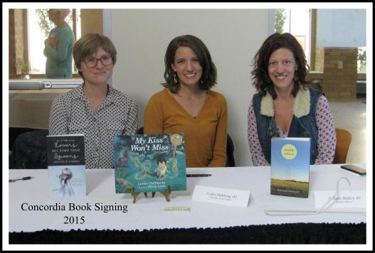 Concordia Book Signing