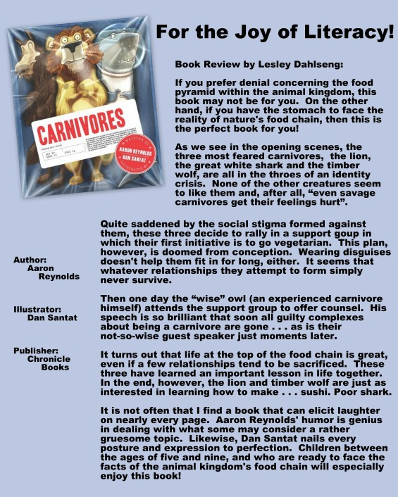 Carnivores Review